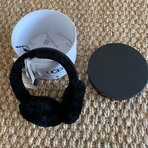 UGG Genuine Shearling Bluetooth Earmuffs